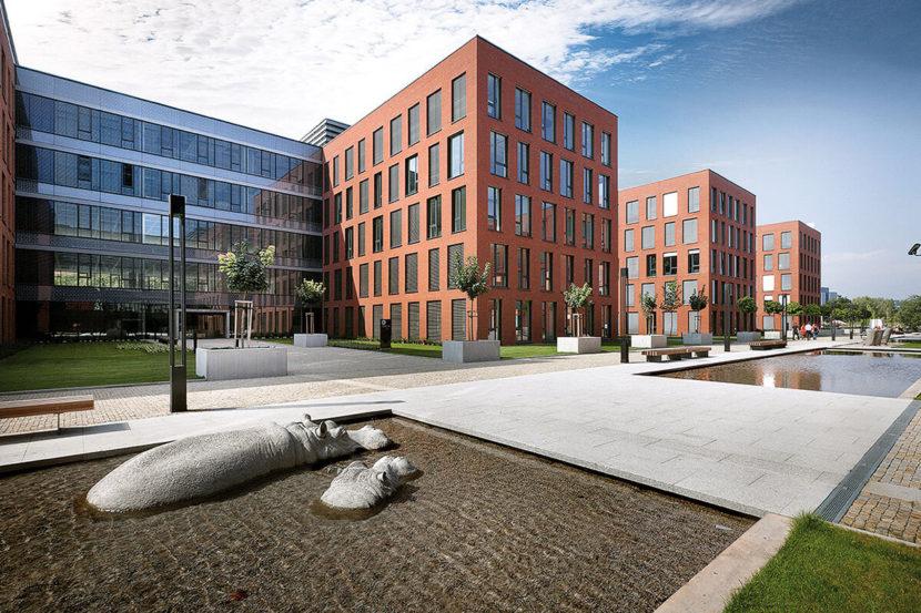 Kanceláře - Futurama Business Park